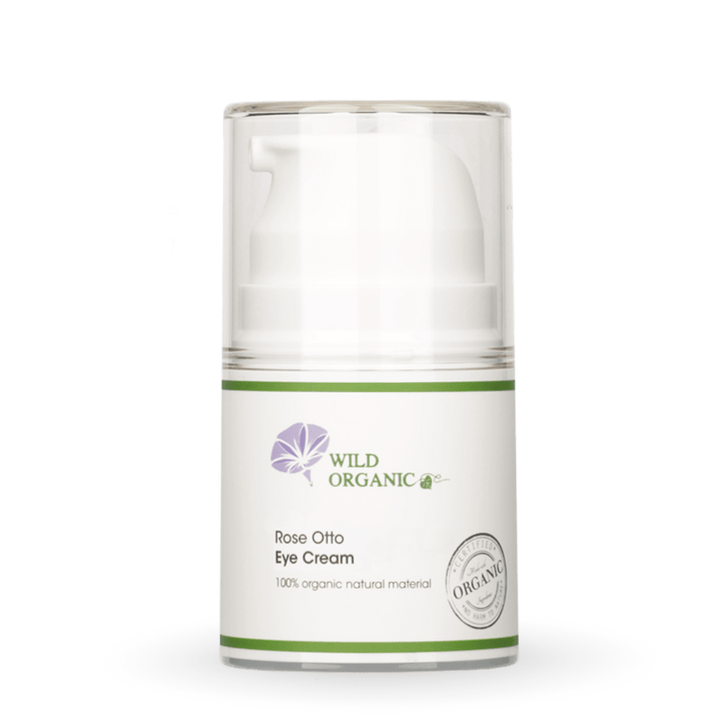 Wild Organic - Rose Otto Eye Cream