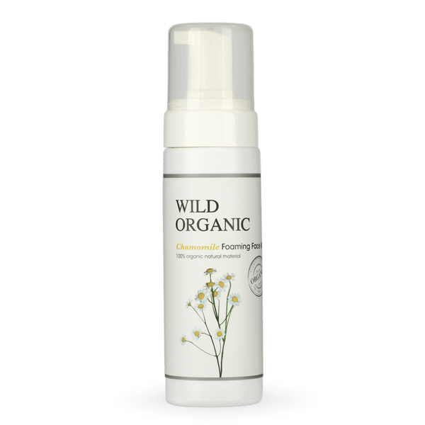 Wild Organic - Chamomile Foaming Face Wash