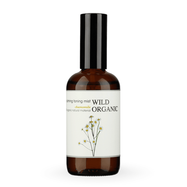 Chamomile Calming Floral Water - Wild Organic