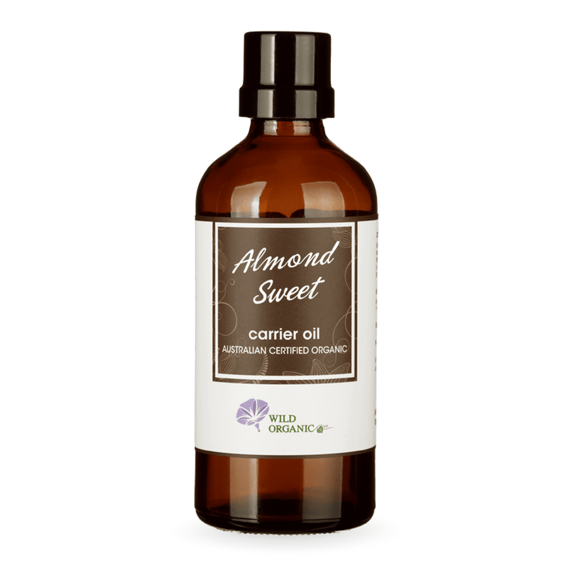 Almond Sweet Oil - Wild Organic