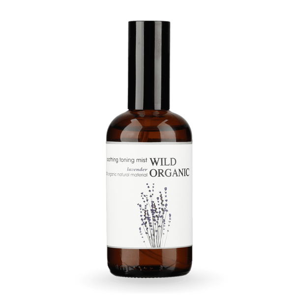 Wild Organic - Lavender Soothing Floral Water