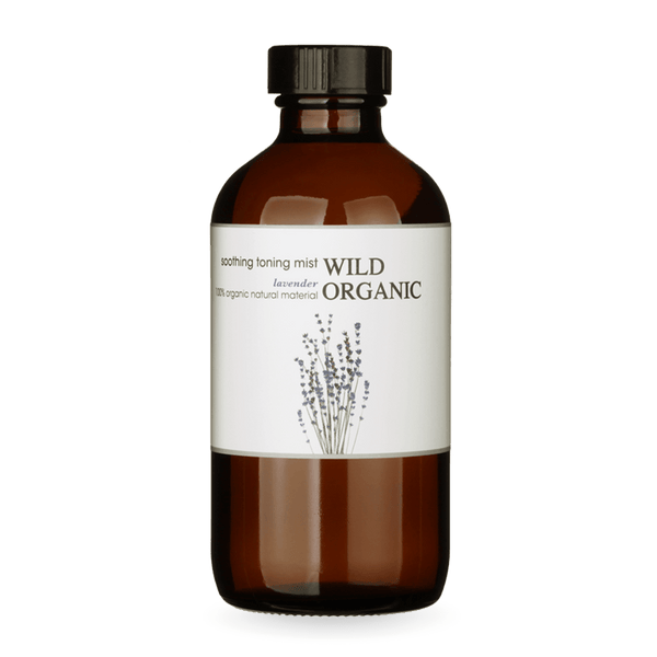 Lavender Soothing Floral Water - Wild Organic