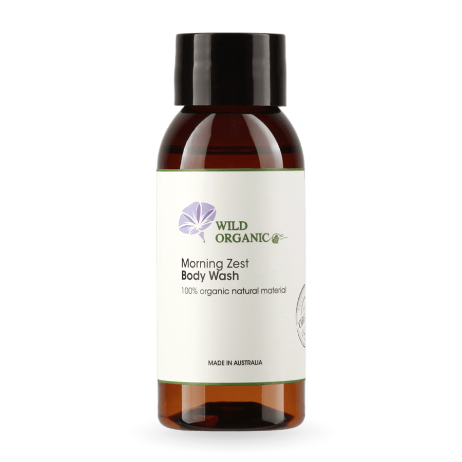 精油沐浴露 - Morning Zest Body Wash - Wild Organic