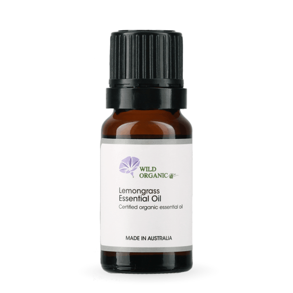Lemongrass Essential Oil - Wild Organic