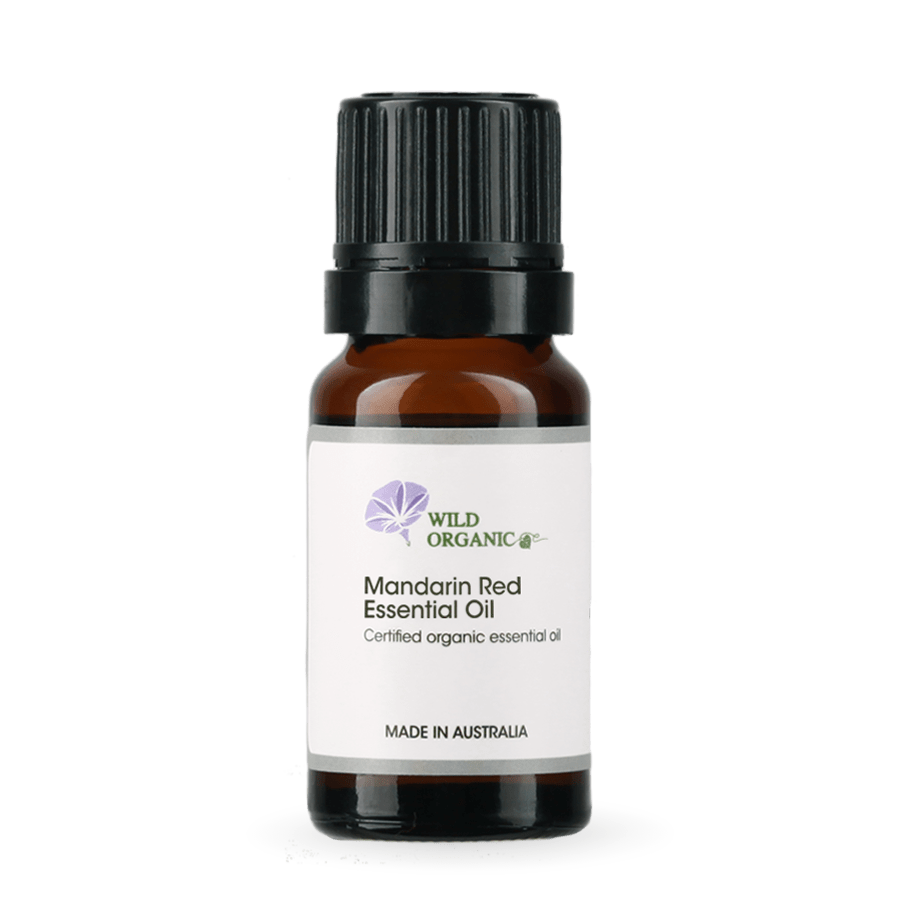 Wild Organic - Mandarin Red Essential Oil