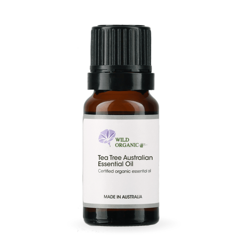 Wild Organic - Tea Tree Australian Essential Oil