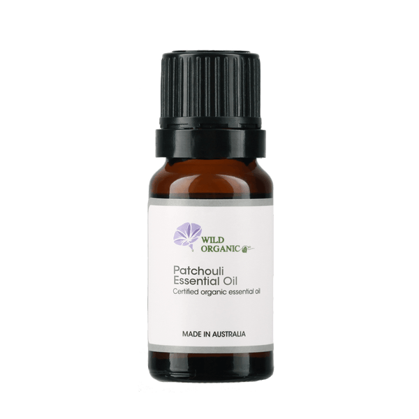 Patchouli Essential Oil - Wild Organic