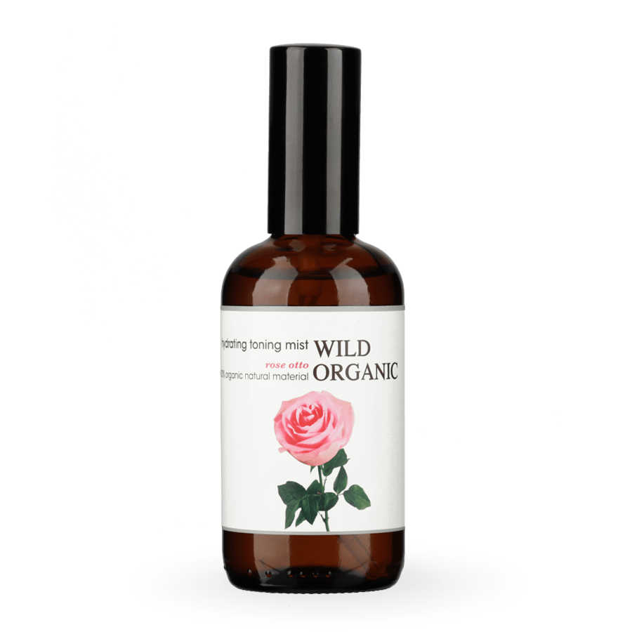 Wild Organic - Rose Otto Organic Hydrating Floral Water