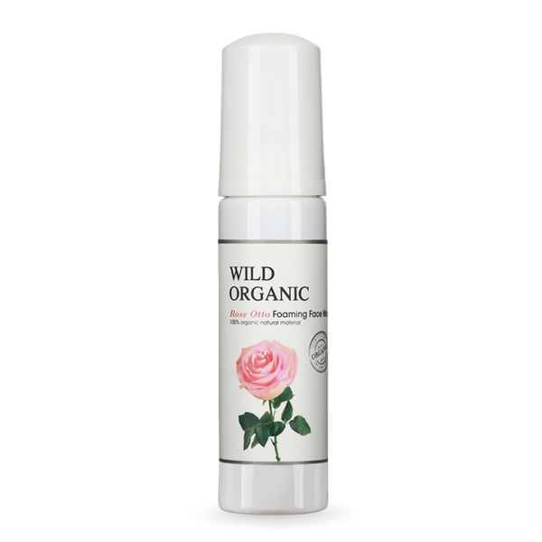 Rose Otto Foaming Face Wash 40ml