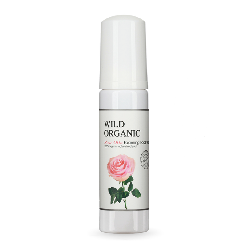Rose Otto Foaming Face Wash 40ml │Special Price HK$50 Only