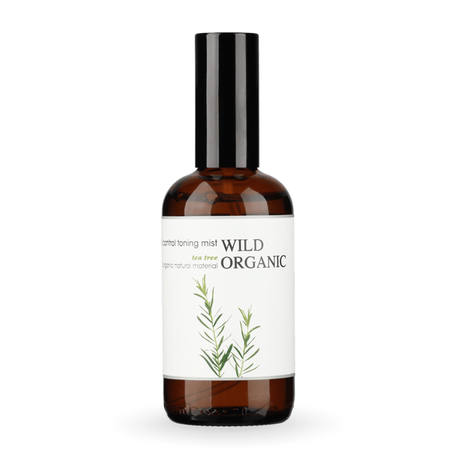 Wild Organic - Tea Tree Oil Control Toning Mist