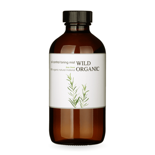 Wild Organic - Tea Tree Oil Control Floral Water