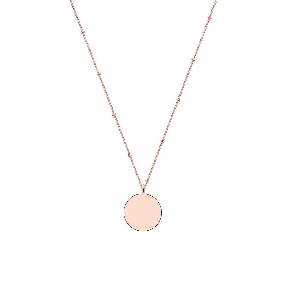 Collar Lise Rose Gold