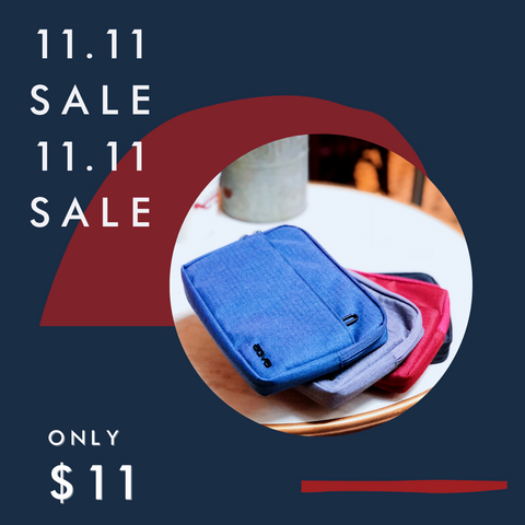 AGVA 11.11 Promotion - $11 items only!