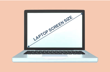 AGVA teaches you how to measure your laptop size so you will always buy the correct laptop bag online