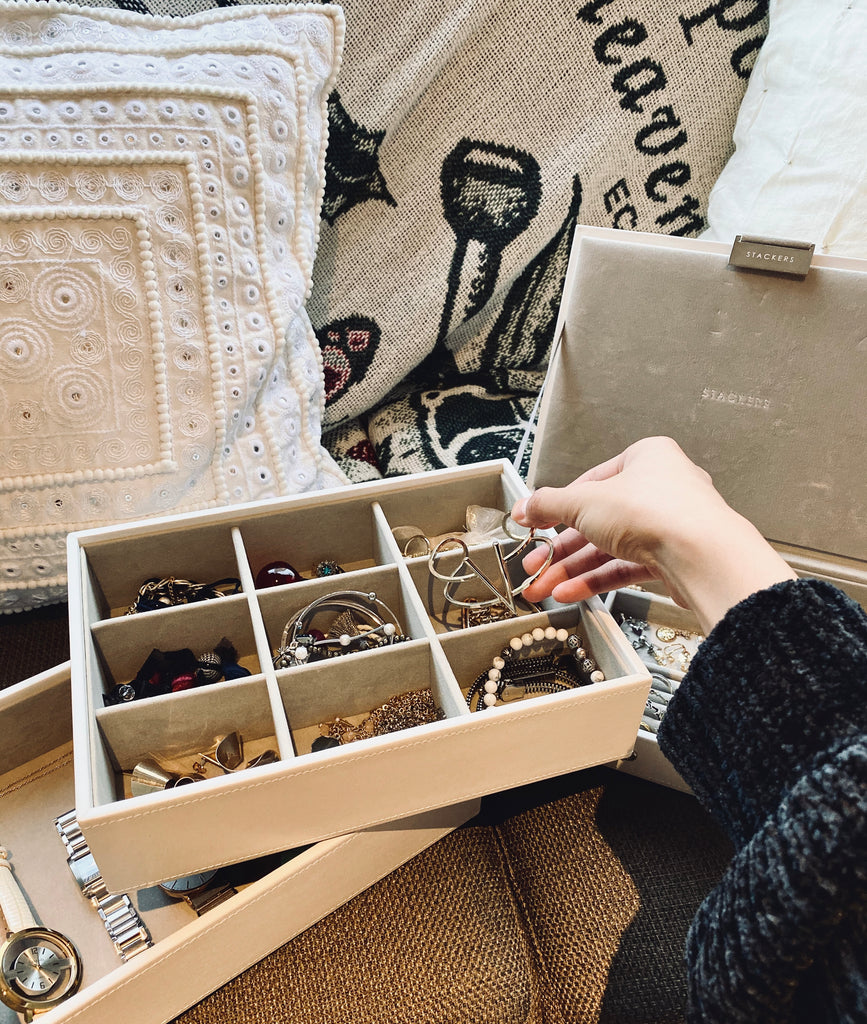 Stackers Singapore how to organise your jewellery
