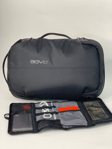 agva roadtripper bag free portable travel organiser enjoy 20% off for may and free delivery