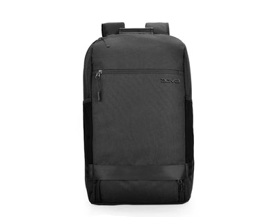 With user-friendly external compartments and spacious interior that unzips fully into a mini cabin luggage, AGVA's travel backpack can be used as a carry on luggage for the busy executive