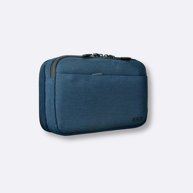 AGVA Tech Storage Everyday Carrying Kit - Blue
