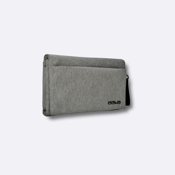 AGVA Gadget Storage Travel Pouch - Grey