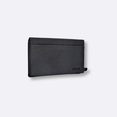 AGVA Gadget Storage Travel Pouch - Black
