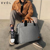"EVOL 13.3"" Brunswick Briefcase - Natural/Tan"