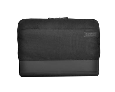 "EVOL Byron Water-Repellant Laptop Sleeve 13.3-14.1"" Black"