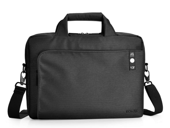 Despite the slim exterior, AGVA Heritage Carry Case is a sleek laptop briefcase with three separate spacious compartments for easy organization and convenient pocket access. With removable shoulder strap and a sturdy top handle, the heritage laptop case and be a briefcase, attache or a carry case