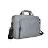 Despite the slim exterior, AGVA Heritage Carry Case is a sleek laptop briefcase with three separate spacious compartments for easy organization and convenient pocket access. With a removable shoulder strap and a sturdy top handle, the heritage laptop case and be a briefcase, attache or a carry case.