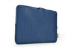 AGVA jersey laptop sleeves are made of protective cotton-neoprene fabric that are soft to touch and has the right protection for your laptop and charging accessories