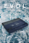 "EVOL Byron Water-Repellant Laptop Sleeve 13.3-14.1"" Blue (Available Now)"