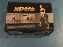 Sand Bag -  Functional Strength Training