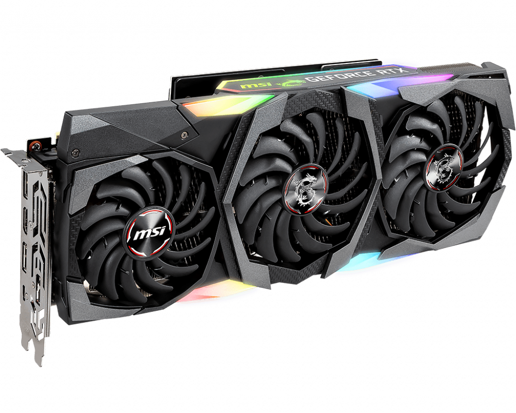 Video Card MSI GeForce RTX 2080 Ti Gaming X Trio 11GB GDDR6 352bit