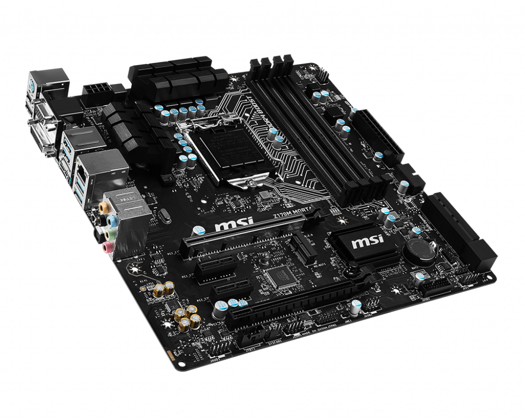 Motherboard 1151 MSI Z170M Mortar DDR4