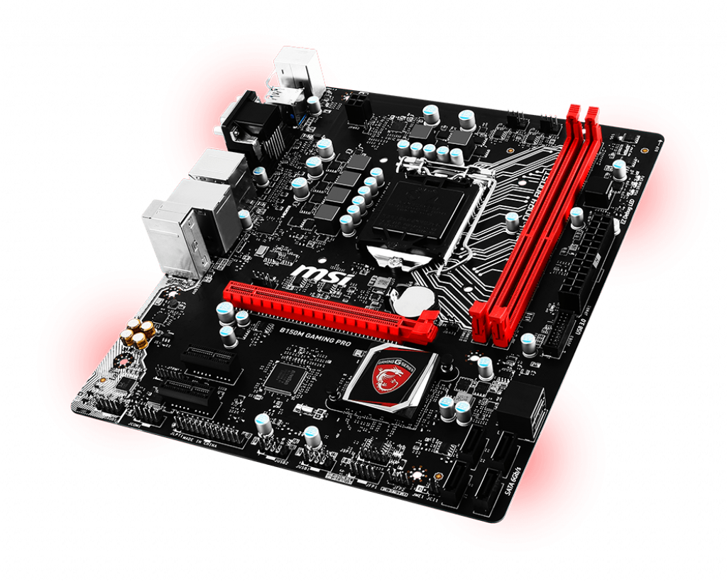 Motherboard 1151 MSI B150M Gaming Pro DDR4
