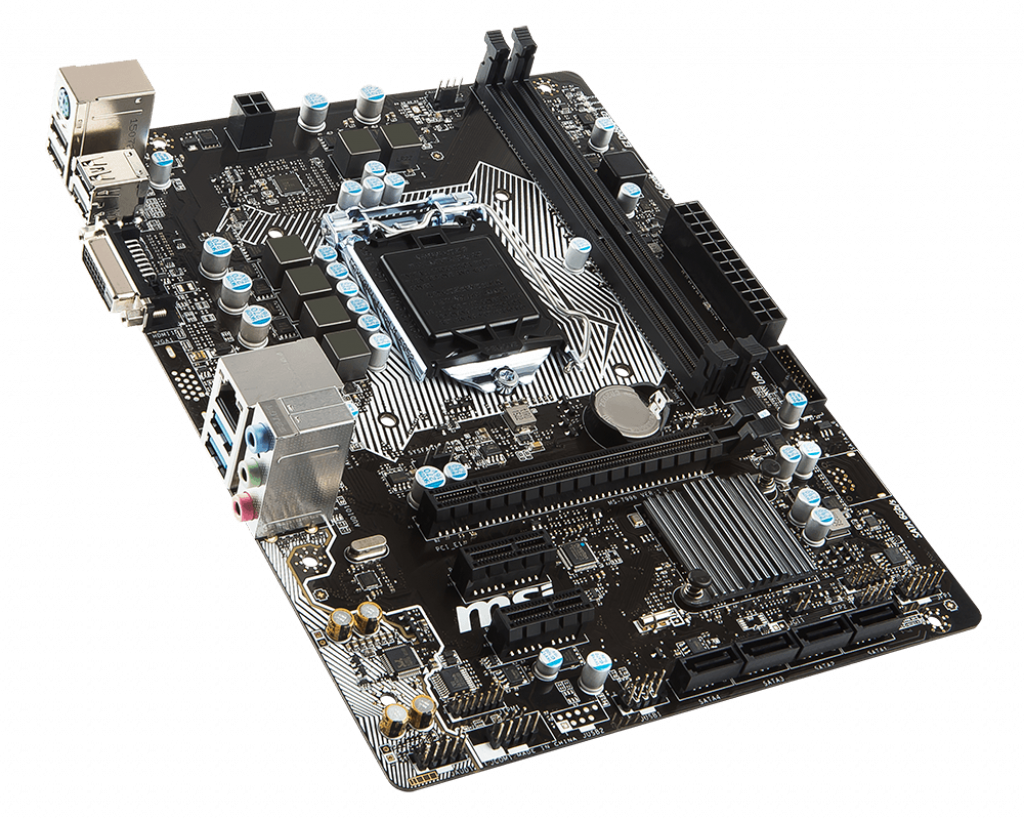 Motherboard 1151 MSI H110M Pro-D DDR4