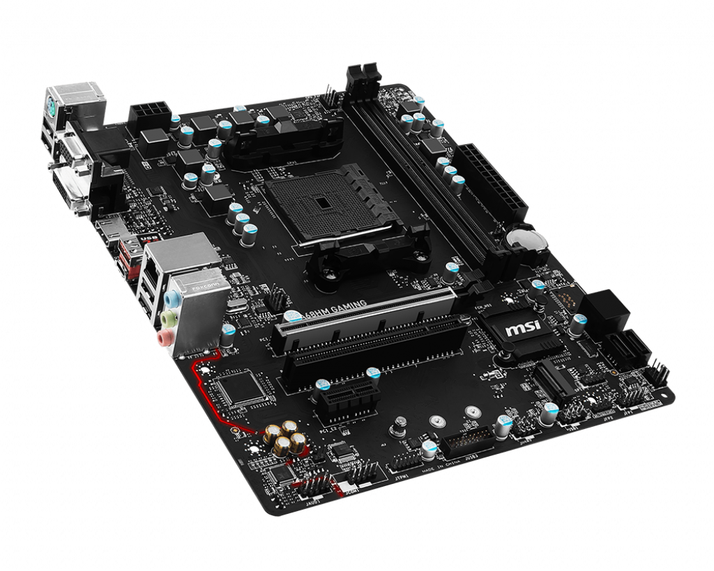 Motherboard FM2+ MSI A68HM Gaming DDR3