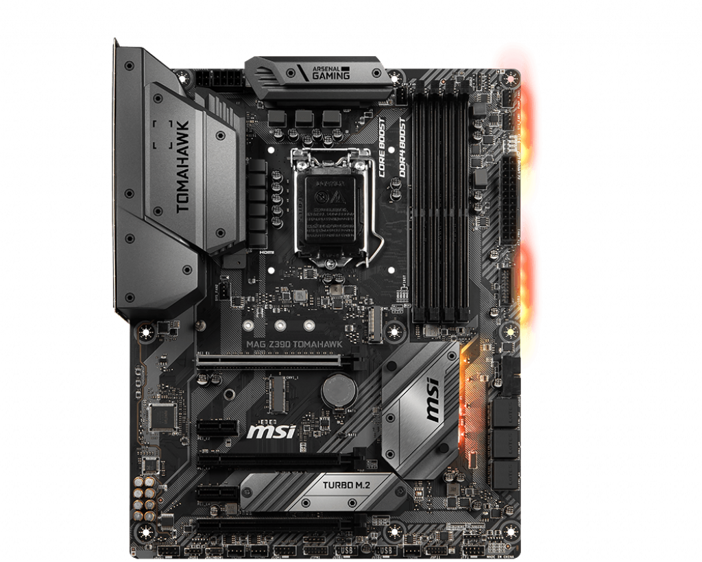 Motherboard 1151 MSI MAG Z390 Tomahawk DDR4