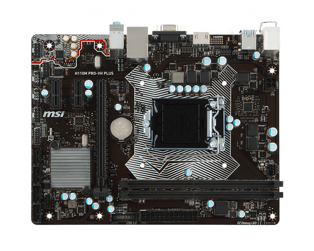 Motherboard 1151 MSI H110M Pro-VH Plus DDR4