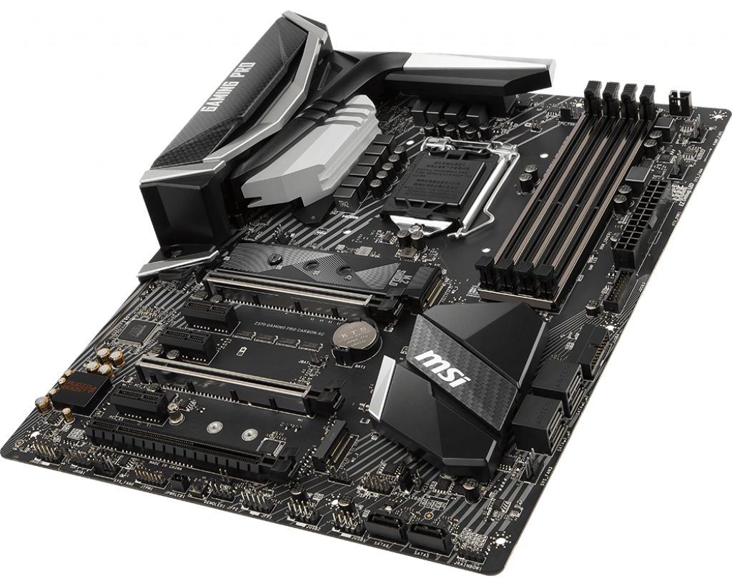 Motherboard 1151 MSI Z370 Gaming Pro Carbon AC DDR4