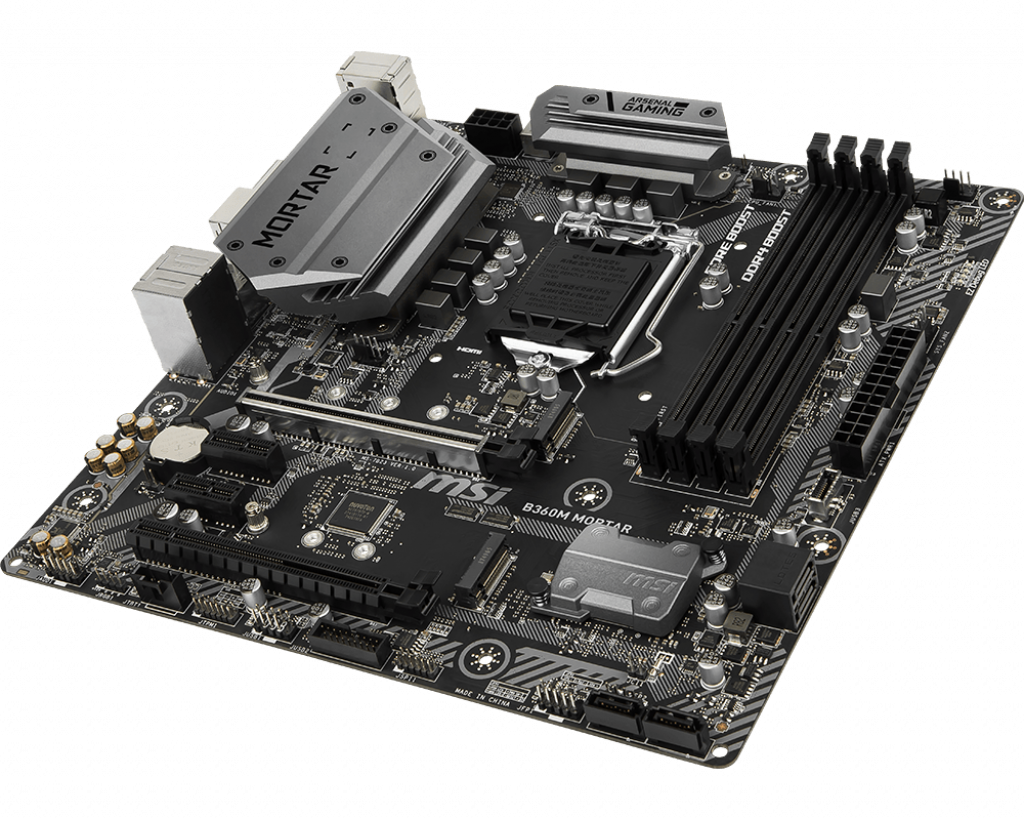 Motherboard 1151 MSI B360M Mortar DDR4