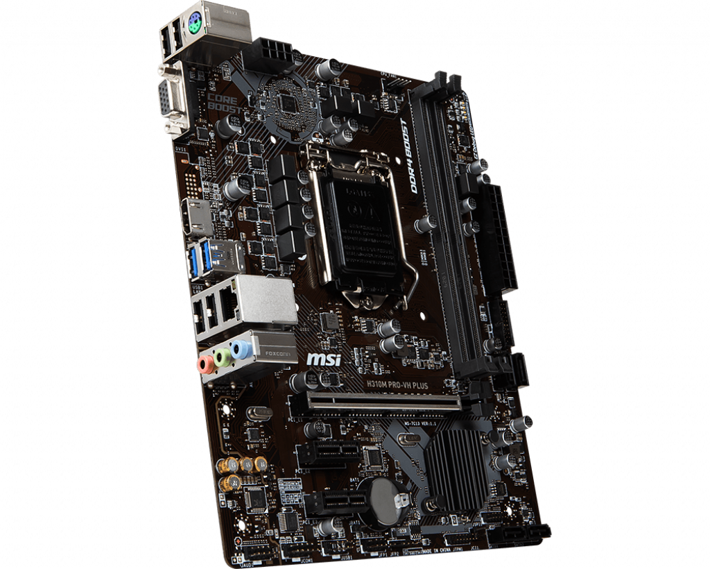 Motherboard 1151 MSI H310M Pro-VH Plus DDR4