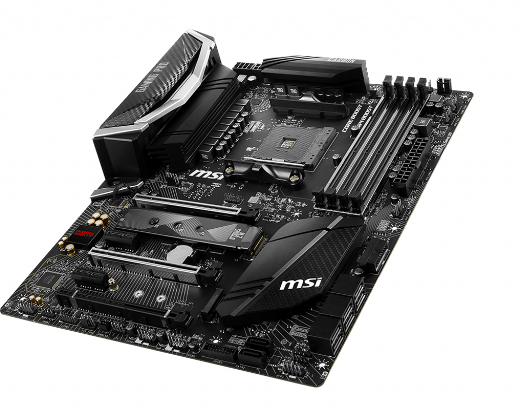 Motherboard AM4 MSI X470 Gaming Pro Carbon DDR4