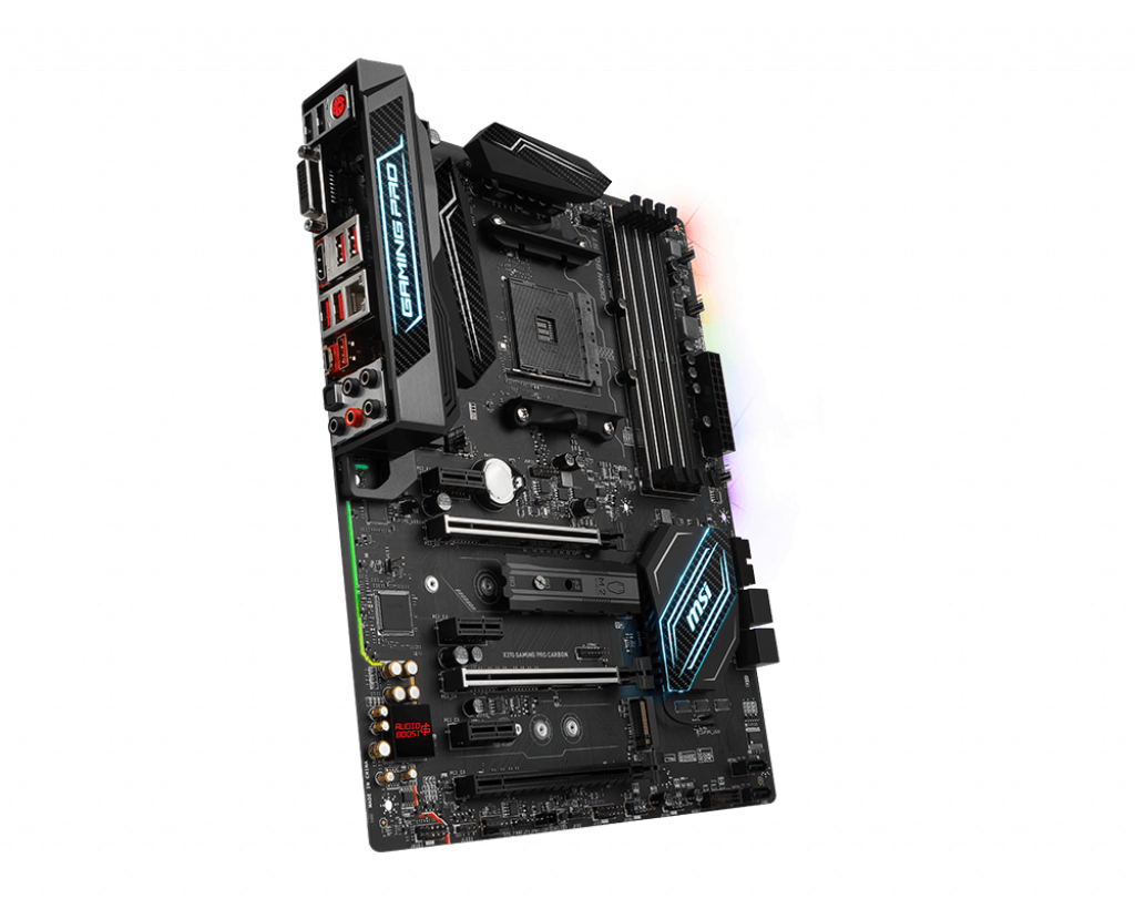 Motherboard AM4 MSI X370 Gaming Pro Carbon DDR4