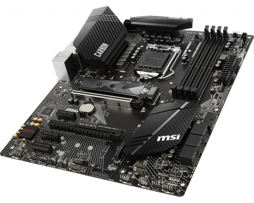 Motherboard 1151 MSI H370 Gaming Pro Carbon DDR4