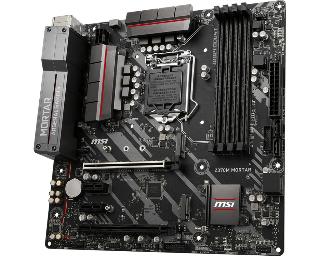 Motherboard 1151 MSI Z370M Mortar DDR4