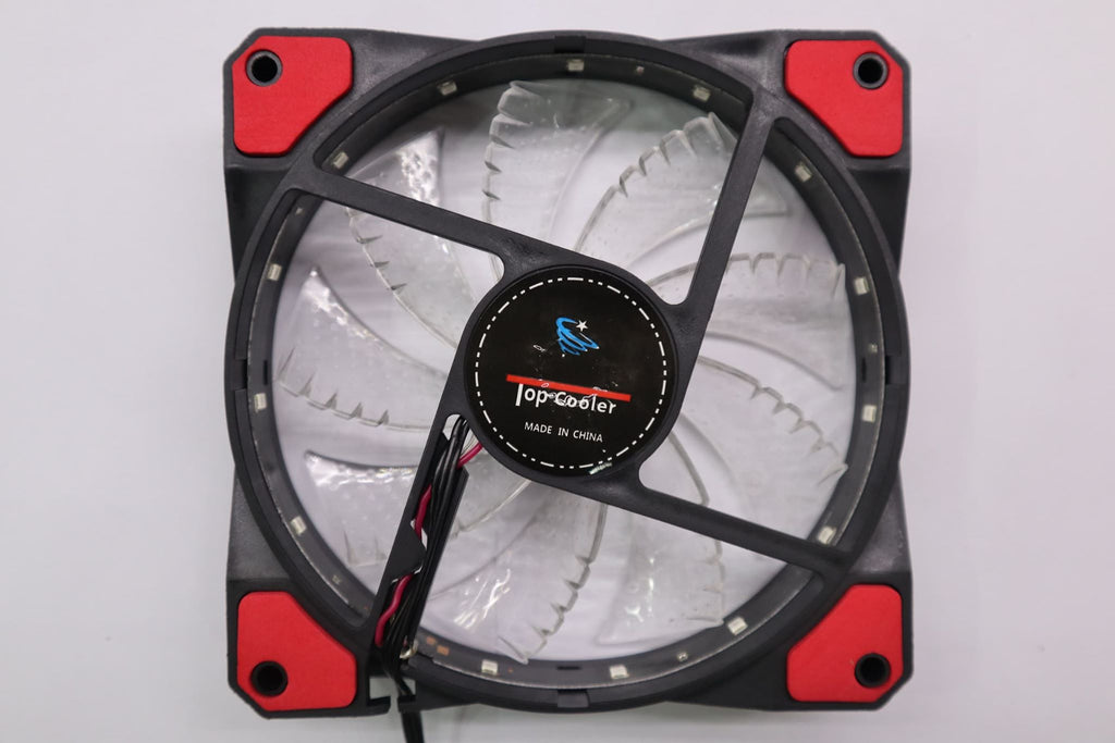 Cooler Fan Top Cooler 120mm LED Red (LEDF-RED)