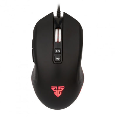 Mouse USB Fantech Zeus X5s Black Gaming