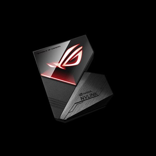 Accessories Asus ROG NVLink Bridge with Aura Sync RGB - 4 Slot