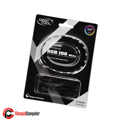 Accessories Deepcool RGB 100 - White LED